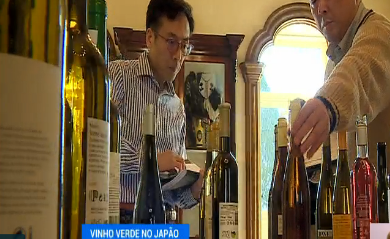 Japanese say Vinho Verde is ideal to accompany sushi